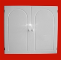 Foto 8501 - Mueble 50cm de alto para Colgar, 2 Puertas de